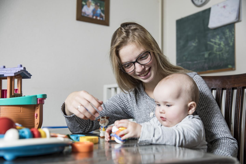 Dienstverlening - Helpende Zorg en Welzijn | ROC Friese Poort